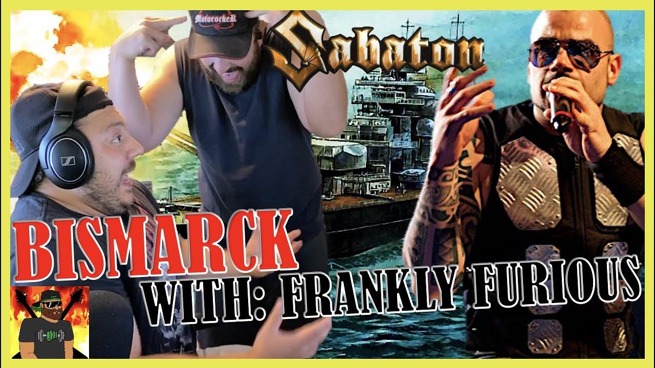 Introducing A Buddy To BISMARCK!! | SABATON - Bismarck (Official Music Video) | REACTION
