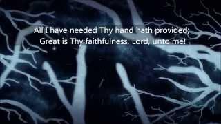 Great Is Thy Faithfullness - Selah (Lyrics)