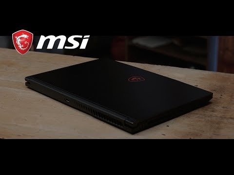 GF63: A new choice of portable gaming firepower! | MSI