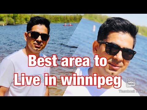 Best Area To Live In Winnipeg |Manitoba Canada