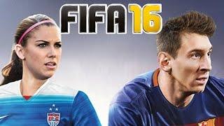FIFA 16 - БОЛЬШОЙ обзор(Под каждым текстом про FIFA или PES всегда отыщутся предсказуемые кляузы от «экспертов широкого профиля» про..., 2015-09-27T21:28:20.000Z)
