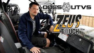 ODES UTVS - Zeus Touch Overview