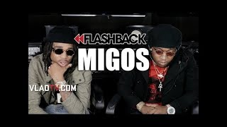 Flashback: Migos Turned Down Versace Deal, Wasn