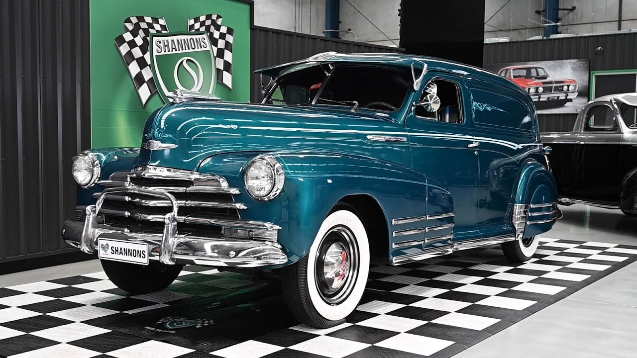 1948 Chevrolet Stylemaster Sedan Delivery (LHD) - 2020 Shannons Autumn Timed Online Auction