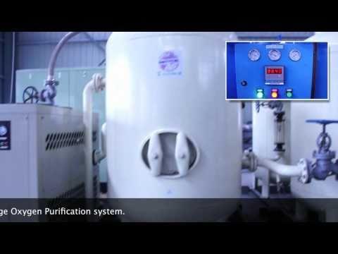 Oxygen Plants- Oxygen Plant Manufacturing Process