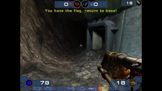 Unreal Tournament 2003 campaign part 1