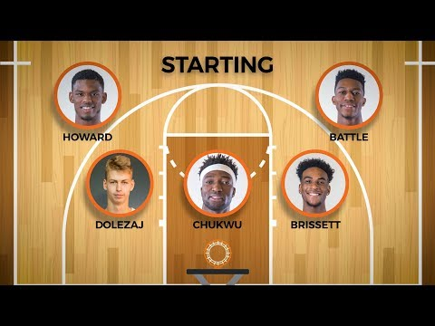 Syracuse basketball lineups: Jim Boeheim will have more options this year (video)