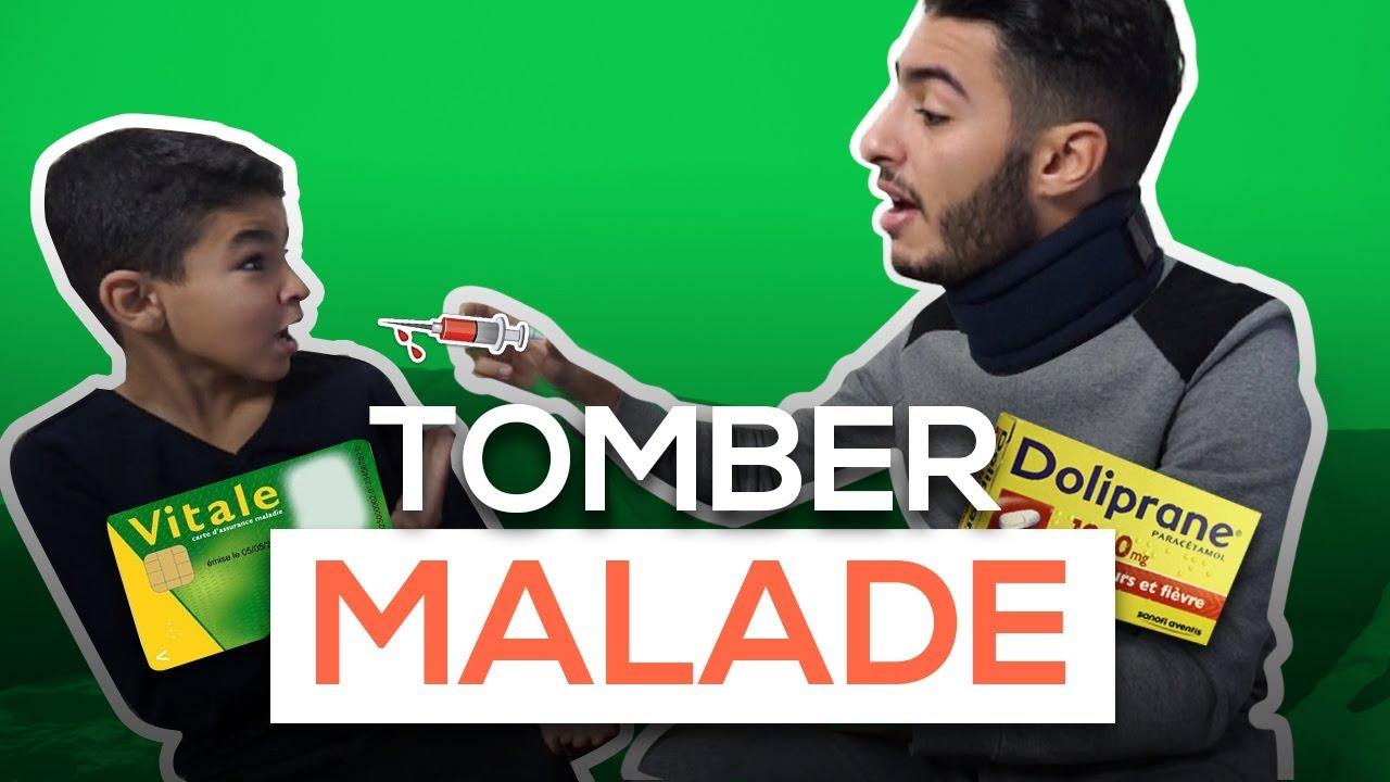 TOMBER MALADE - FAHD EL
