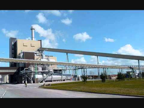 upm deeside paper mill