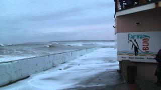 Westward Ho! High Tide 2014 - Floods