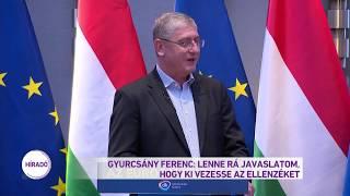Gyurcsány Ferenc: Lenne rá javaslatom, hogy ki vezesse az ellenzéket
