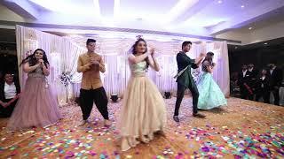 Gallan goodiyan & Chogada   Brother's Sangeet Dance   Aashi Adani