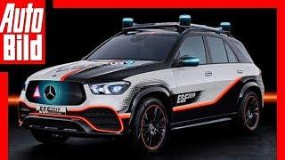 Mercedes ESF (2019): Studie - Sicherheit - Entwicklung - SUV - Infos