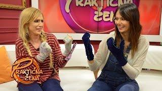 Praktična žena - Napravite rukavice od starog džempera