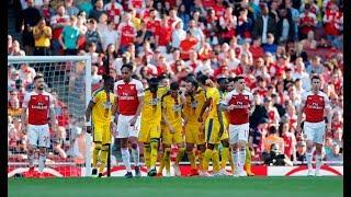 Crystal Palace  3 v 2 Arsenal |