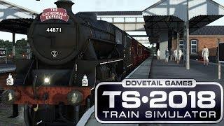 Train Simulator 2018 - LMS Stanier Class 5 'Black Five'