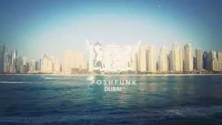 POSHFUNK SUPER YACHT PARTY 5TH SEPTEMBER