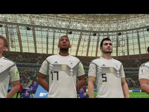 FIFA World Cup Russia 2018 Gameplay - Germany : Group F