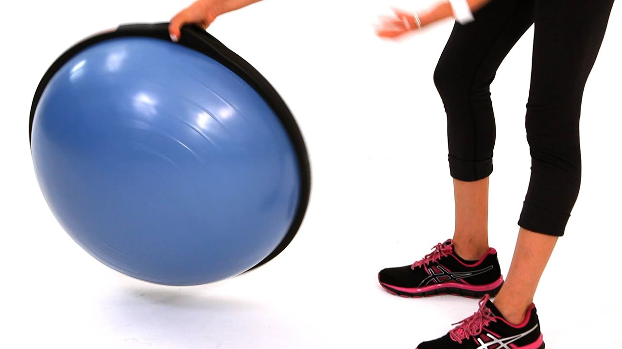 How to Use a Bosu Ball