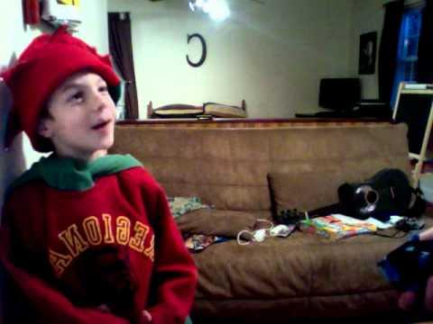 The Boy who saved Christmas - YouTube