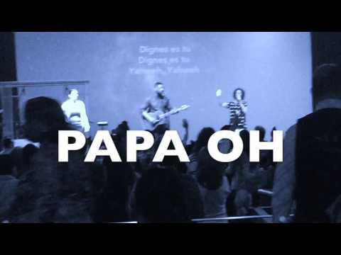 Samuel Shukrani's-PAPA OH (french VIDÉO LYRIC of BaBa by Sonnie Badu)