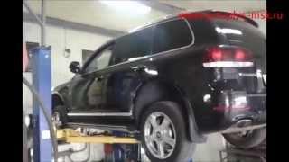 Удаление сажевого фильтра Volkswagen Touareg 3.0(Специализированный сервис по ремонту и замене катализаторов. Телефоны: +7 (495) 968-32-29; +7 (967) 181-07-18 Подробности..., 2015-05-24T16:10:16.000Z)
