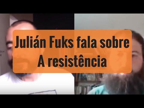 "Entrevista: Julián Fuks, em ""A resistência"""