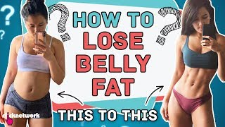 How To Lose Belly Fat - No Sweat: EP15