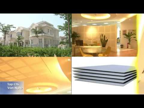 Vật liệu xanh DURAflex - Nghệ thuật & cuộc sống [HTV]