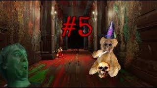 Layers of Fear #5: Getting My Bones Munched!