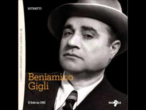 Beniamino Gigli Part 2 end