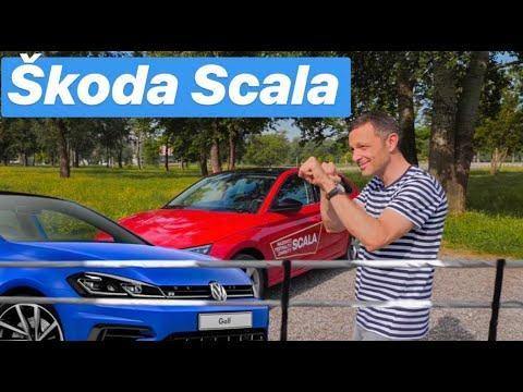 Može li poraziti Golfa? - Škoda Scala - testirao Juraj Šebalj