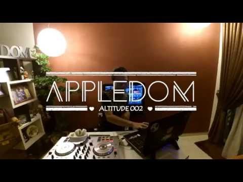 APPLEDOM - ALTITUDE 002 PIONEER DDJ-SB MIX 2016 - ELECTRO HOUSE