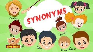 Funny Classroom Joke - Synonyms