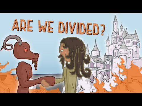 The Parable of the Divided Realm