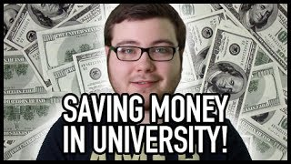 How to Save Money in University/College! Thumbnail
