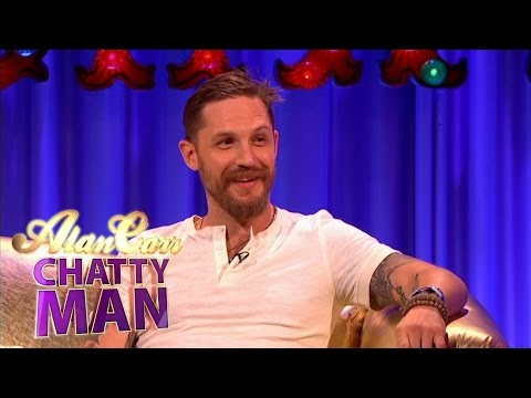 Tom Hardy - Full Interview on Alan Carr: Chatty Man fragman