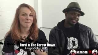 Farai and The Forest Dawn interview (Zimfest 2015)
