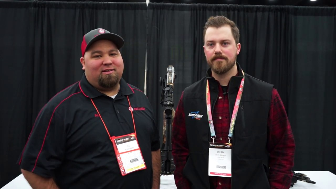 Excalibur's 2019 New Crossbow Lineup w/ Ryan Schned of Excalibur Crossbows