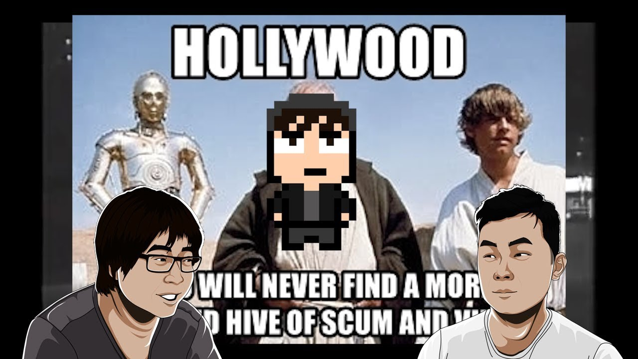 Fixing Hollywood w/ Hipster Bruce Lee - How to Make Hollywood Great Again