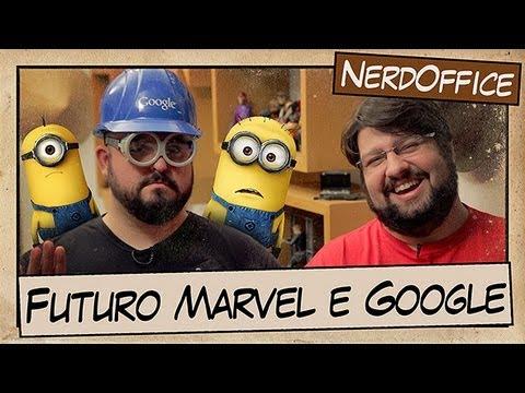 Futuro da Marvel e Google