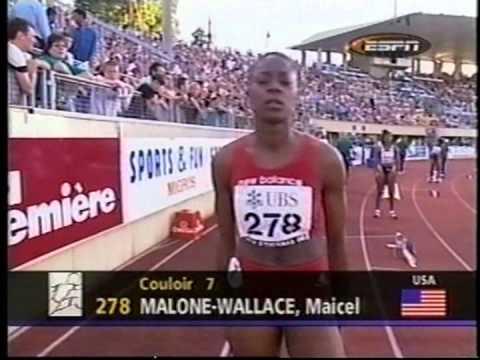 GP Lausanne de Atletismo - 1999 - parte I