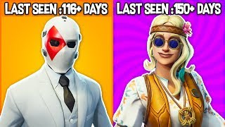 50+ NEW RARE SKINS + COSMETIC ITEMS in Fortnite! (Pickaxes, Gliders + More!)
