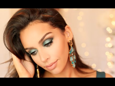 Deep Teal | Color Series +Makeup Tutorial!