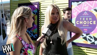 Alli Simpson Reveals Selena Gomez' Involvement In New Single 'Roll 'Em Up'!