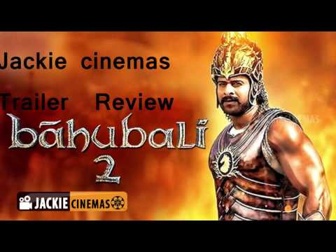 Thumbnail: Baahubali பாகுபலி 2 - The Conclusion Trailer Review by jackiesekar