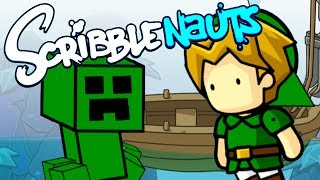Scribblenauts Unlimited #14: CREEPER!