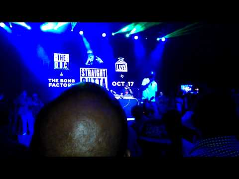 New The D.O.C. - Naked Live @ The Bomb Factory DFW