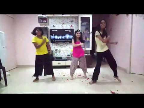 CHAM CHAM DANCE BY SMALL GIRL ANSHITA thumbnail