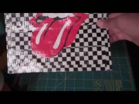 Duct Tape Painting Collections